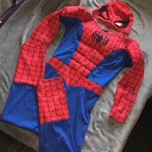 Spider Man dress-up/costume